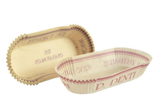 Pirottini Rotondi in Carta Vegetale Personalizzati Colore Bianco
