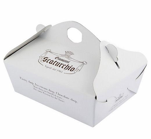 Scatola Portapasticcini Cake Box (Piccola Pasticceria)