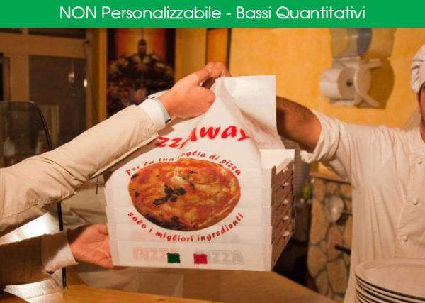 Pizza Away Non Personalizzabile
